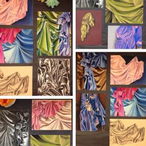 Fabric Still Life
