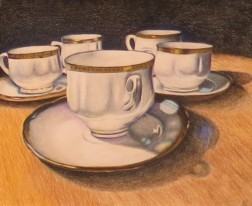 Still Life: Colored Pencil