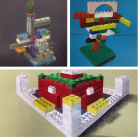 Lego Two- Point Perspective