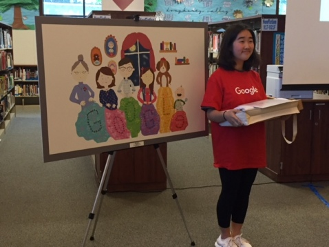 Elaine Park and her Winning Design